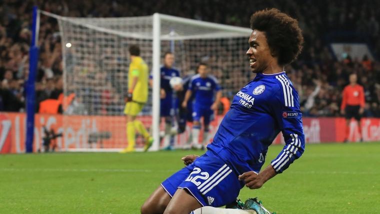 Officiel : Willian prolonge à Chelsea