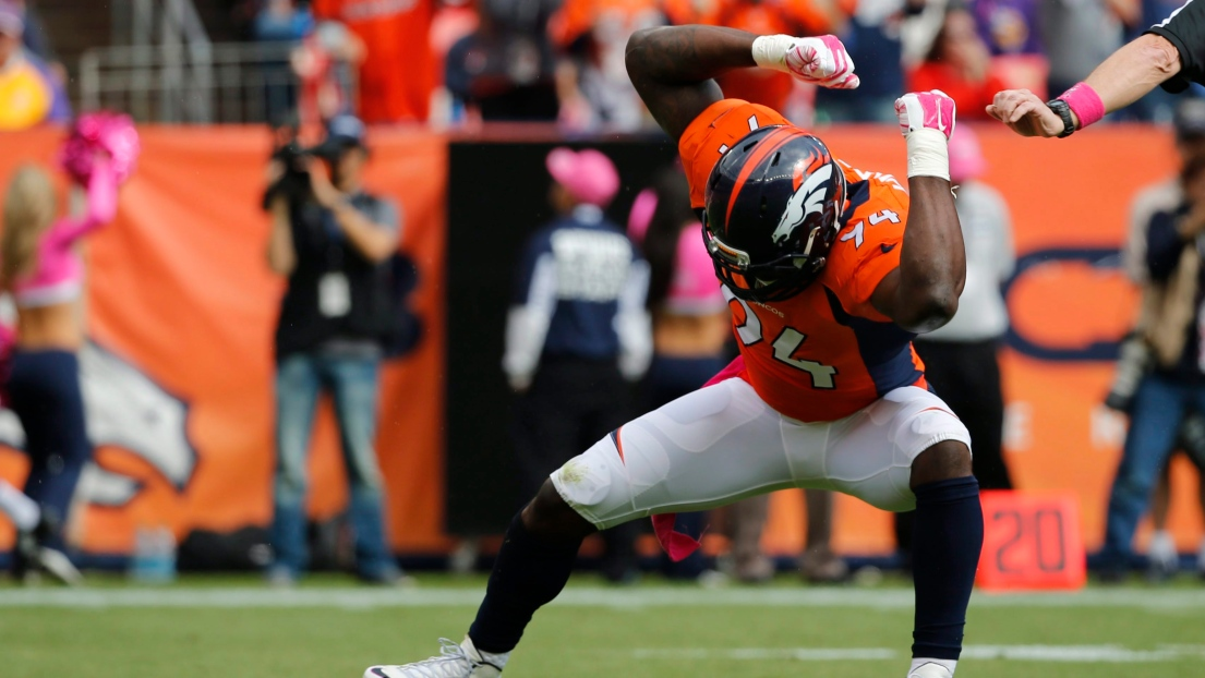 NFL : DeMarcus Ware a annoncé sa retraite
