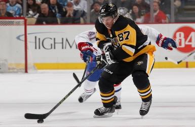 Crosby progresse, mais s'absentera jeudi