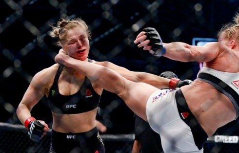 Rousey c. Holm