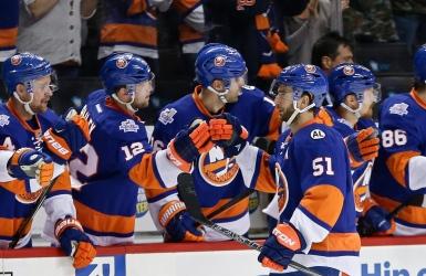 LNH : Les Islanders doivent freiner Tampa