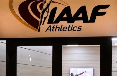 Un cocktail chargé pour l'IAAF