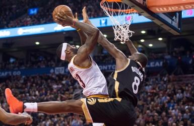NBA: Les Raptors se payent LeBron James