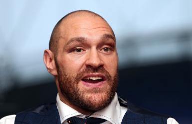 Tyson Fury s'amuse aux dépens des médias