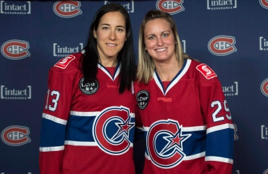 Marie-Philip Poulin capitaine des Canadiennes