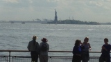 La statue de Battery Park