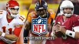 État des forces NFL - Semaine 16