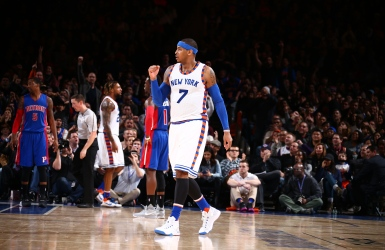 Les Knicks patients dans le dossier Anthony