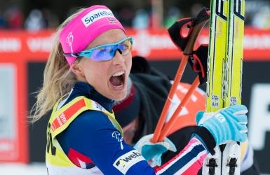 Ski de fond : Therese Johaug incriminée