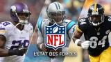 État des forces NFL - Semaine 17