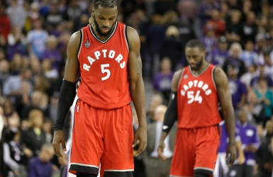 Les Raptors veulent achever les Bucks