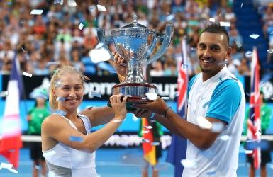 Coupe Hopman : L'Australie championne