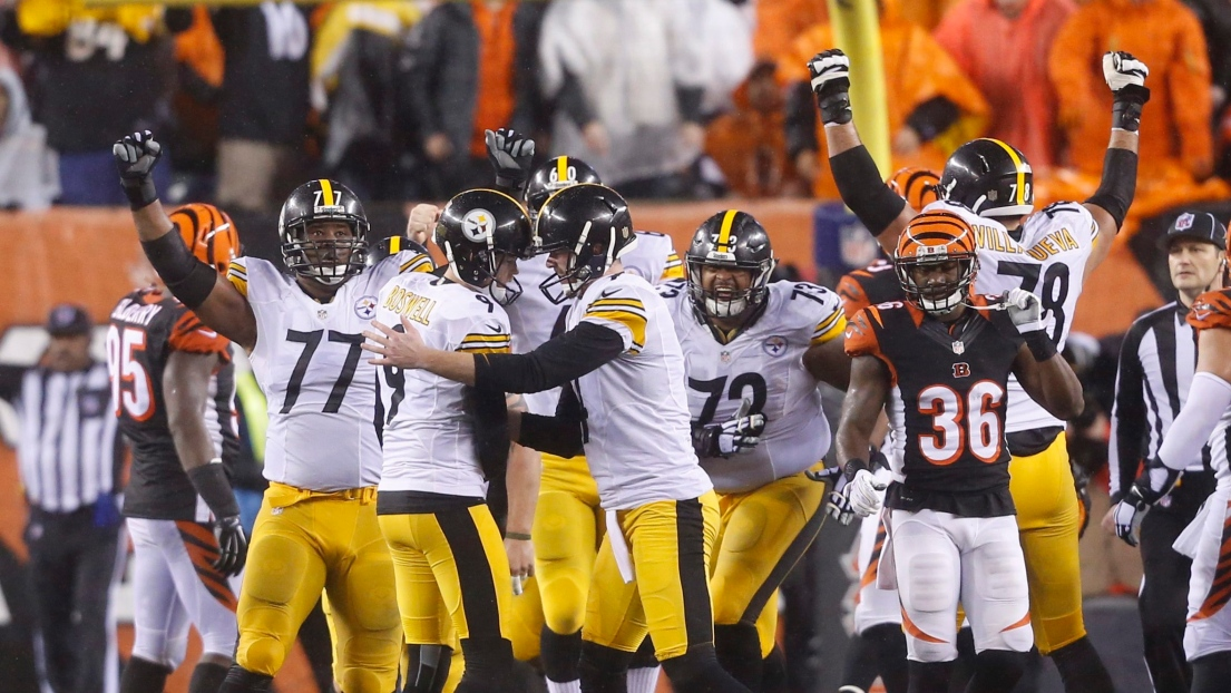 Les Steelers de Pittsburgh