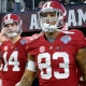 Jake Coker et Ty Flournoy-Smith