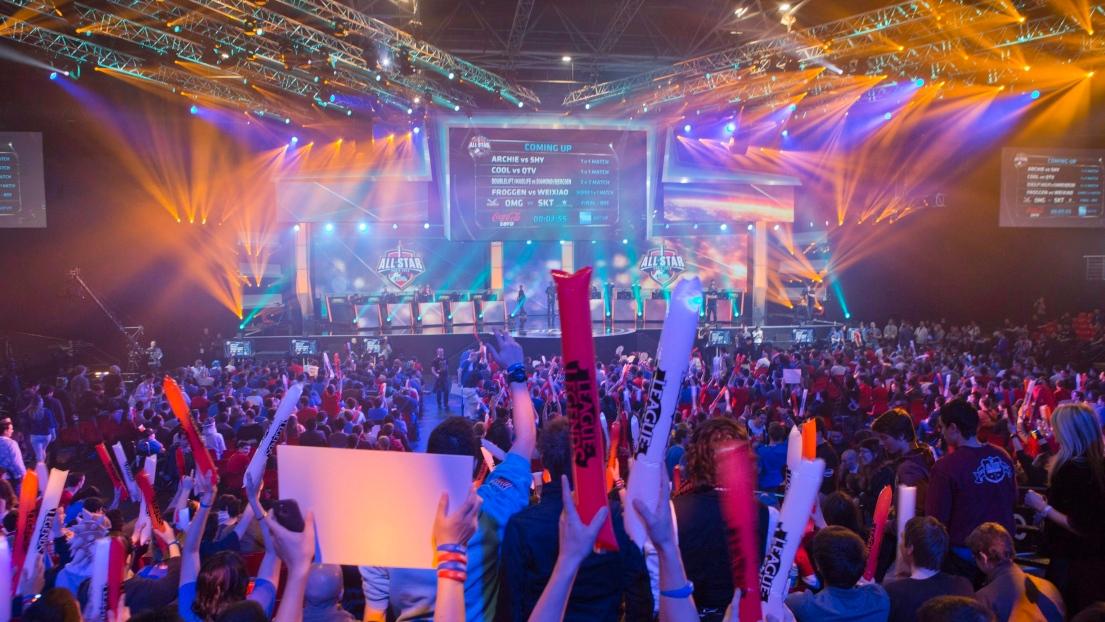 Le championnat de League of Legends