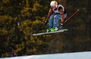 Les Canadiennes dominent en ski cross