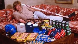 Wayne Gretzky fête