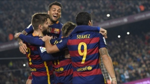 FC Barcelone 3 - Athletic Bilbao 1