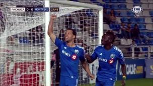 L'Impact fait rêver en CONCACAF