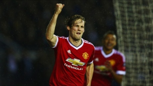 Manchester United 3 - Derby County 1