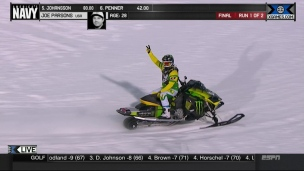 Joe Parsons se donne en spectacle aux X-Games