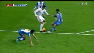 Les pieds magiques de Ronaldo