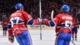 Max Pacioretty et David Desharnais