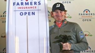 Snedeker remporte le Tournoi Farmers Insurance