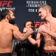 Johny Hendricks et Stephen Thompson