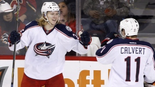 Blue Jackets 2 - Flames 1