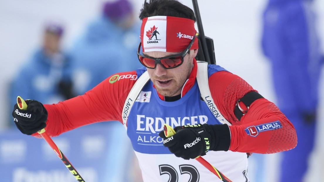 Biathlon Canmore Termine