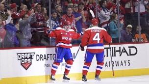 Flyers 2 - Capitals 3