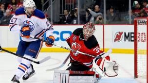 Oilers 1 - Devils 2
