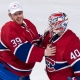 Mike Condon et Ben Scrivens