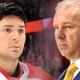 Carey Price et Michel Therrien