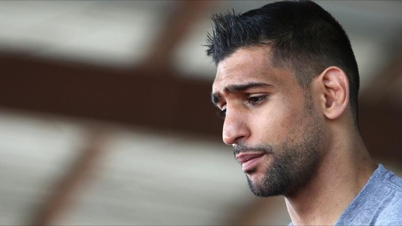 Boxe : Amir Khan est-il de calibre pour Saul « Canelo » Alvarez?