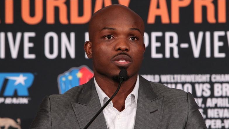 Boxe : Timothy Bradley abandonne son titre pour affronter Manny Pacquiao