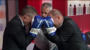 Attitude boxe : La défense