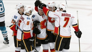 Flames 6 - Sharks 5 (Tirs de barrage)