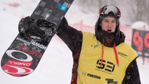 Parrot remporte le Big Air à Québec