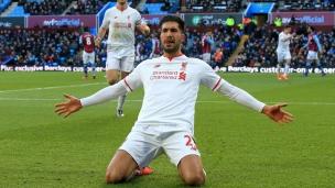 Aston Villa 0 - Liverpool 6