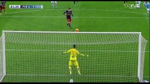 Le culot de Lionel Messi