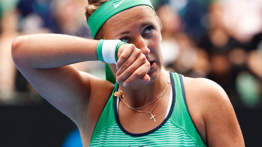 Azarenka proche du forfait — US Open