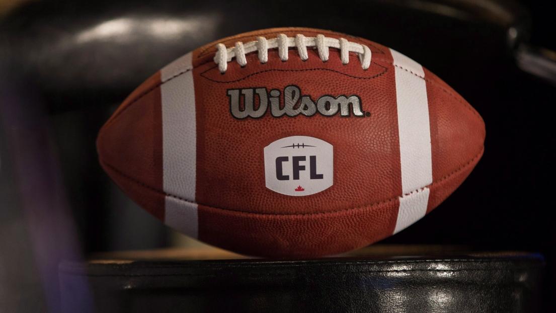 Un ballon de la LCF