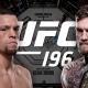 UFC 196 - McGregor c. Diaz