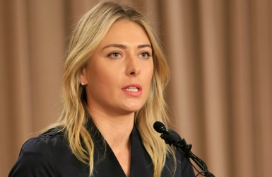 Sharapova a lutté contre une injustice