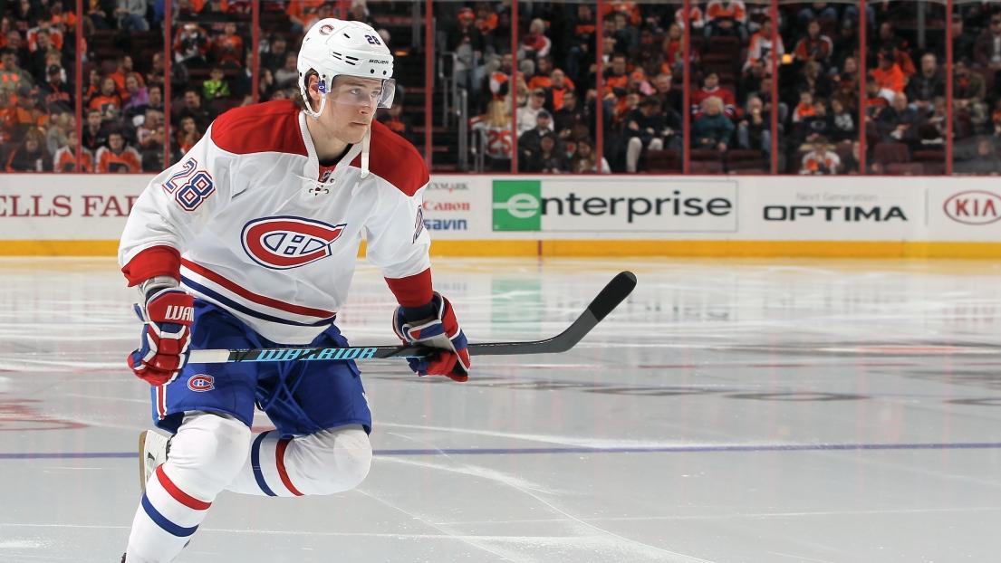 Nathan Beaulieu échangé aux Sabres — Canadiens
