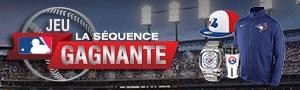 Séquence gagnante MLB