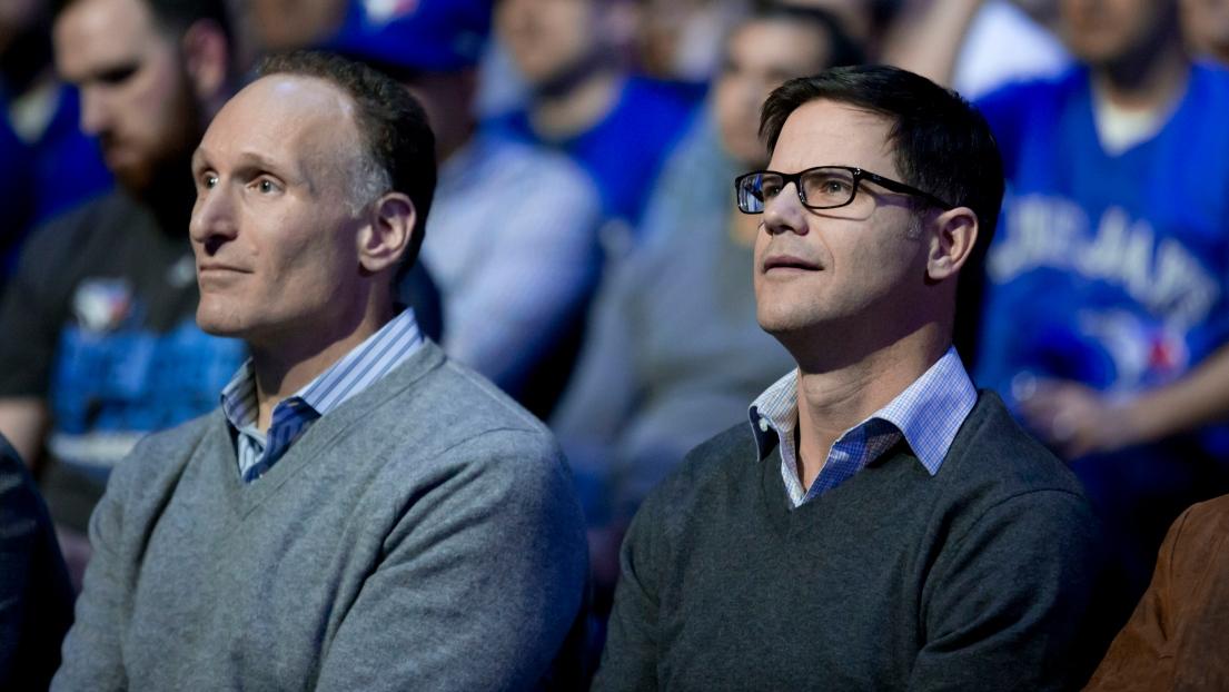Mark Shapiro et Ross Atkins