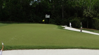 Le 4e trou du Augusta National